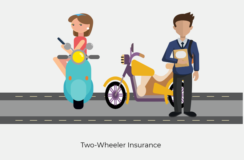 two wheeler/bike insurance online