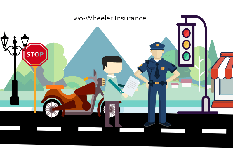 two wheeler / bike insurance online